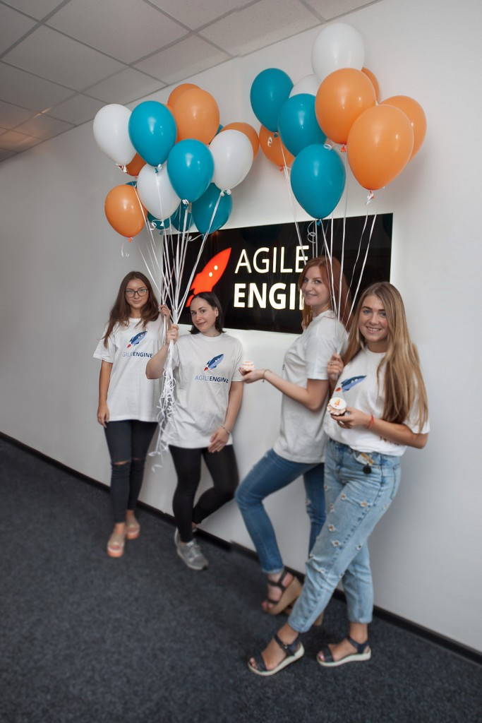 AgileEngine Programmers Day