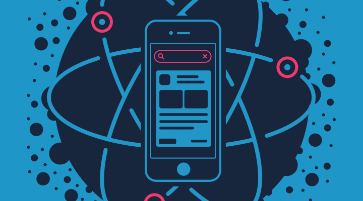 React Native is a technology that enables the use of React and JavaScript for iOS and Android development