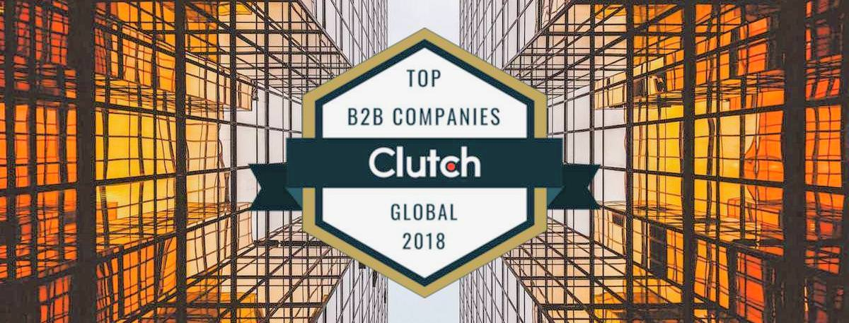 Clutch Global 1000 logo