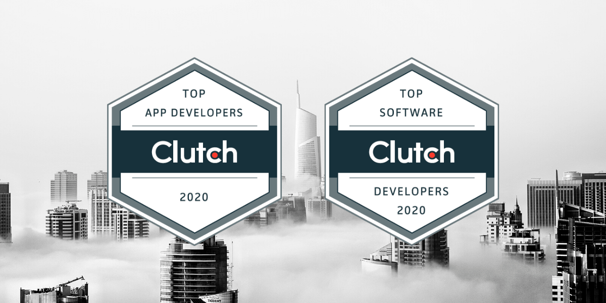AgileEngine is among the Top 15 App and Software development companies on Clutch